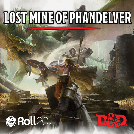 Lost Mine of Phandelver | Roll20 Marketplace: Digital goods