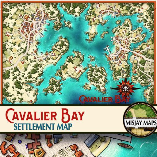 Settlement Map - Cavalier Bay