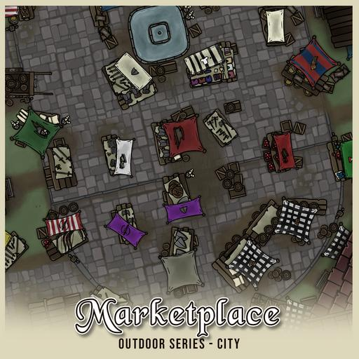 Marketplace Pack