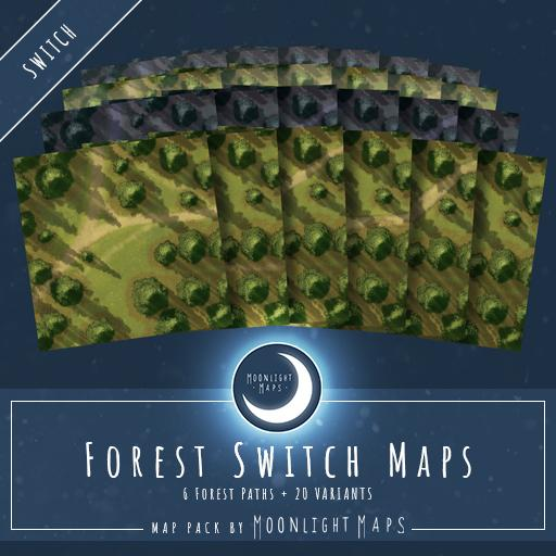 Forest Switch Maps