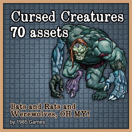 Cursed Creatures