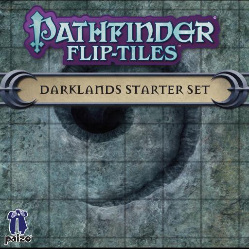 Pathfinder Flip-Tiles: Darklands Starter Set