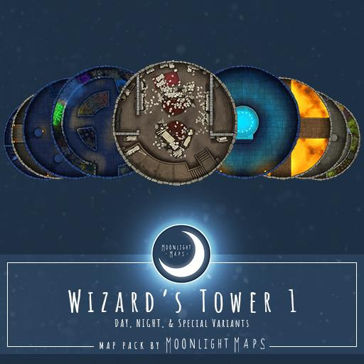 Wizard's Tower 1