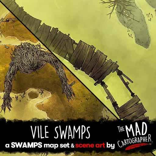 Vile Swamps