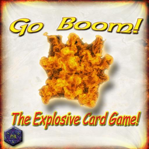Go Boom! The Explosive Card Game!
