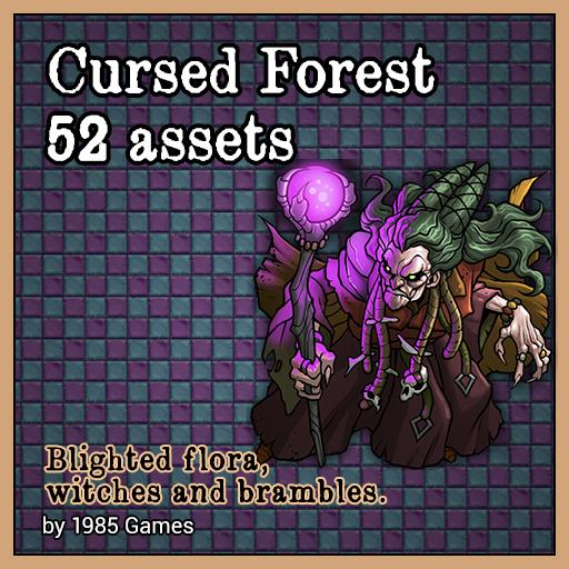 Cursed Forest