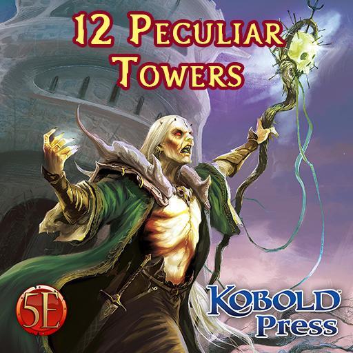 12 Peculiar Towers