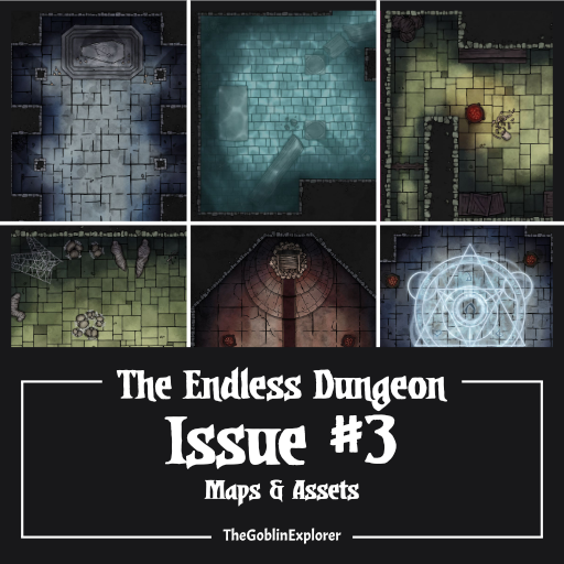 The Endless Dungeon: Issue #3