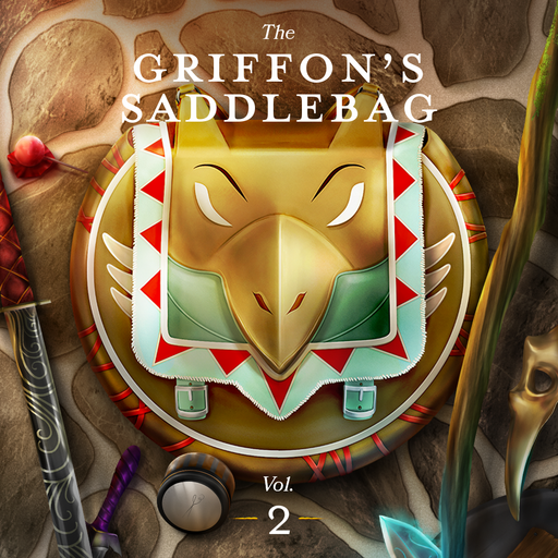 The Griffon's Saddlebag: Vol. 2
