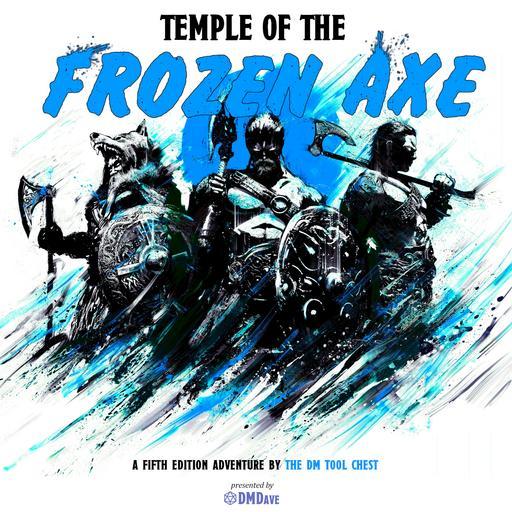 Temple of the Frozen Axe