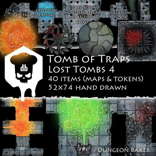 Tomb of Traps