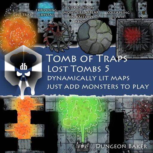 Tomb of Traps DL