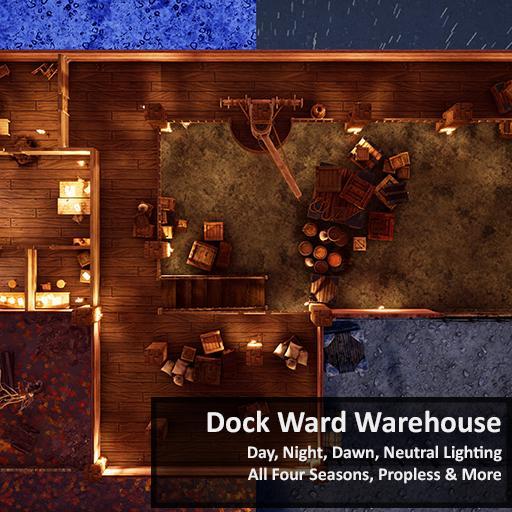 Dock Ward Warehouse