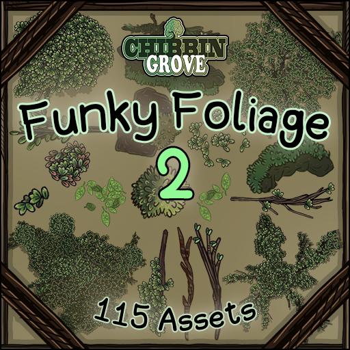 Chibbin Grove: Funky Foliage 2