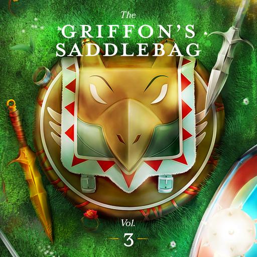 The Griffon's Saddlebag: Vol. 3