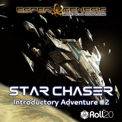 Esper Genesis: Star Chaser