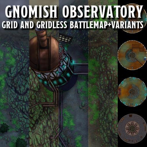 Gnomish Observatory