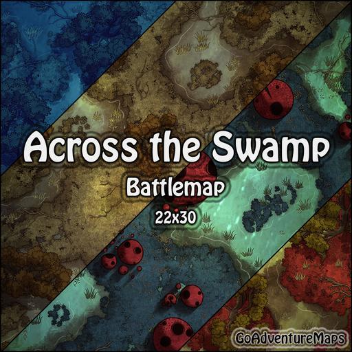 Across the Swamp