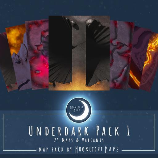 Underdark Pack 1