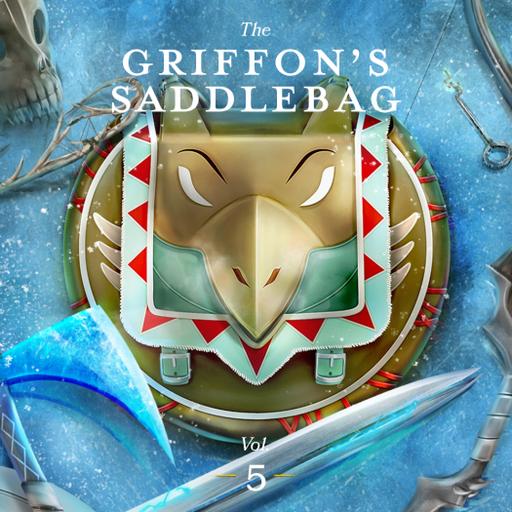 The Griffon's Saddlebag: Vol. 5