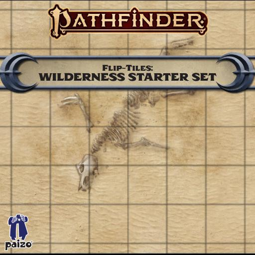 Pathfinder Flip-Tiles: Wilderness Starter Set