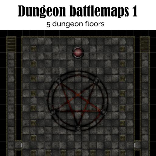 Dungeons battlemaps 1