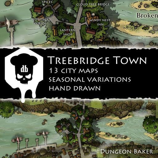 Treebridge Town