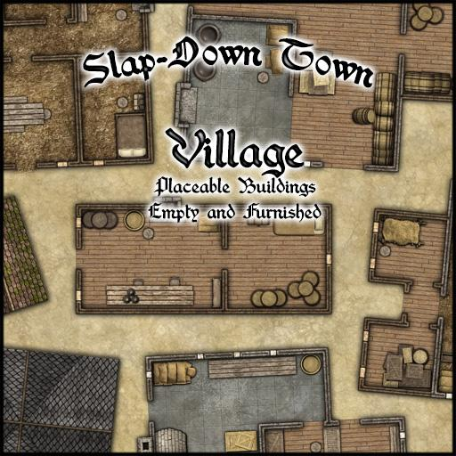 Slap-Down Town Village