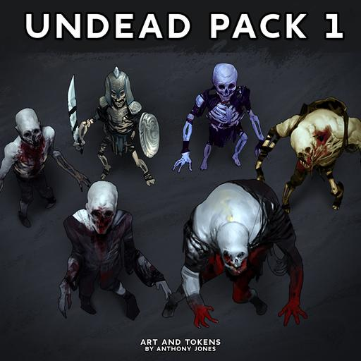 Undead Pack 1