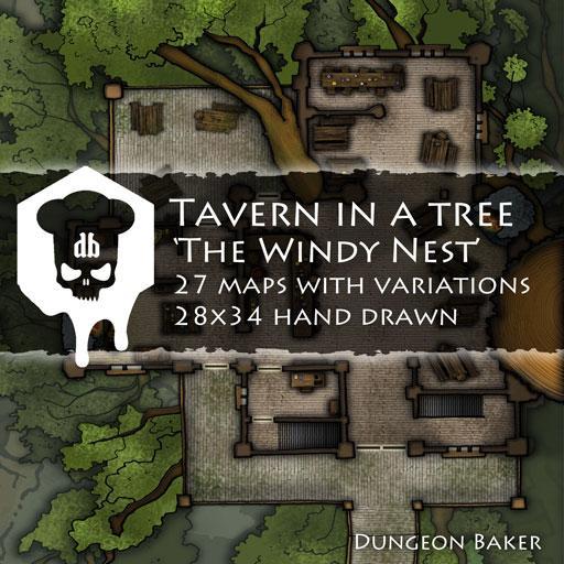 Tavern in a Tree
