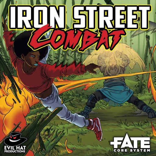 Iron Street Combat