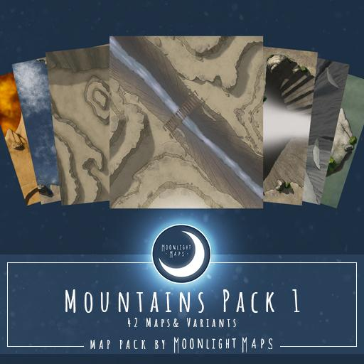 Mountains Pack 1
