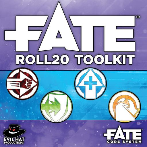Fate Roll20 Toolkit