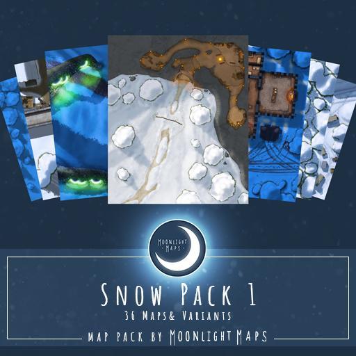 Snow Pack 1