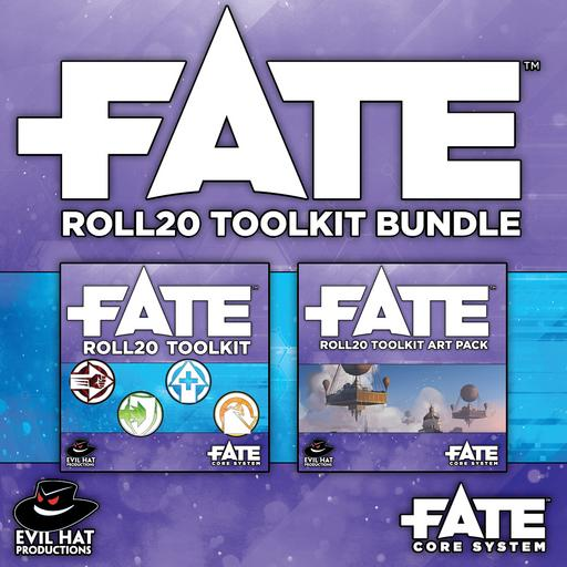 Fate Roll20 Toolkit Bundle