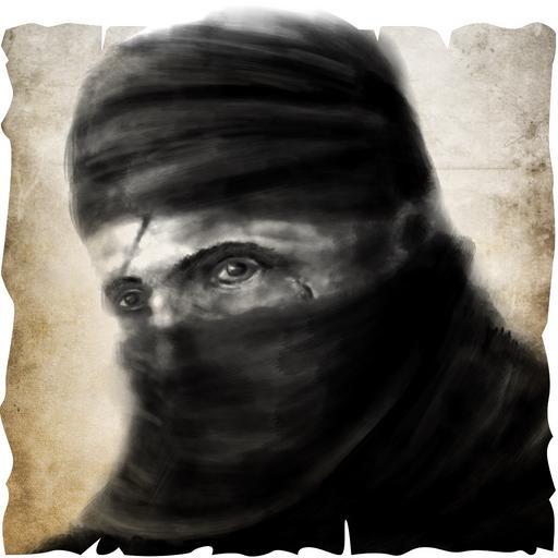 Arabian Nights Heroes and Villains #1