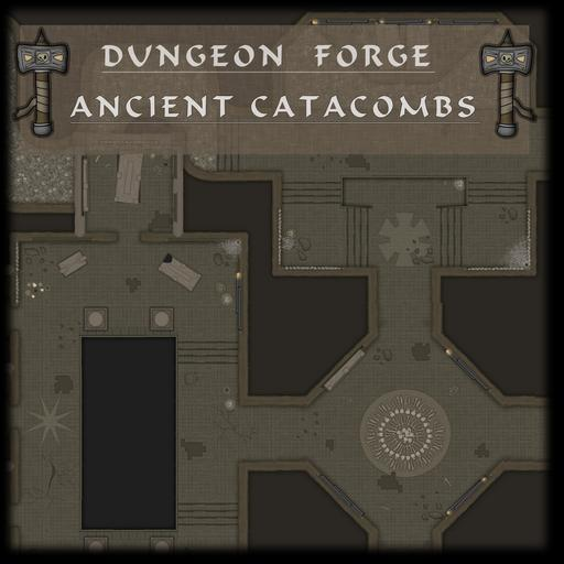 MF - Dungeon Forge - Ancient Catacombs