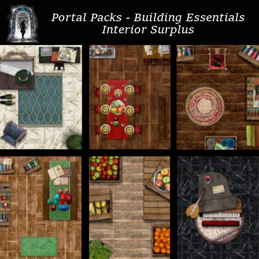 Portal Packs - Building Essentials - Interior Surplus