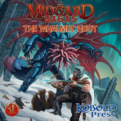 Midgard Sagas: The Mhalmet Heist