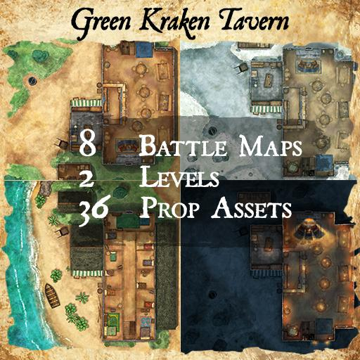 Green Kraken Tavern