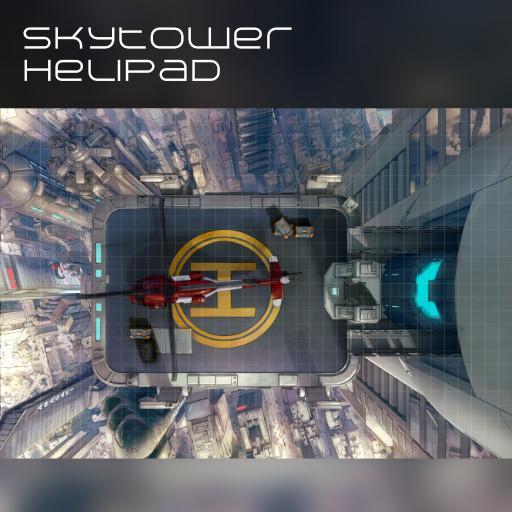 Skytower Helipad