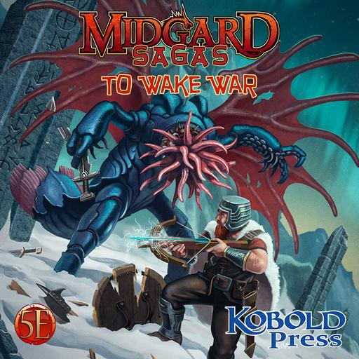Midgard Sagas - To Wake War