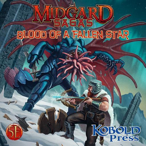 Midgard Sagas - Blood of a Fallen Star