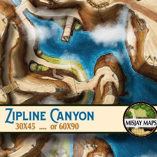 Zipline Canyon