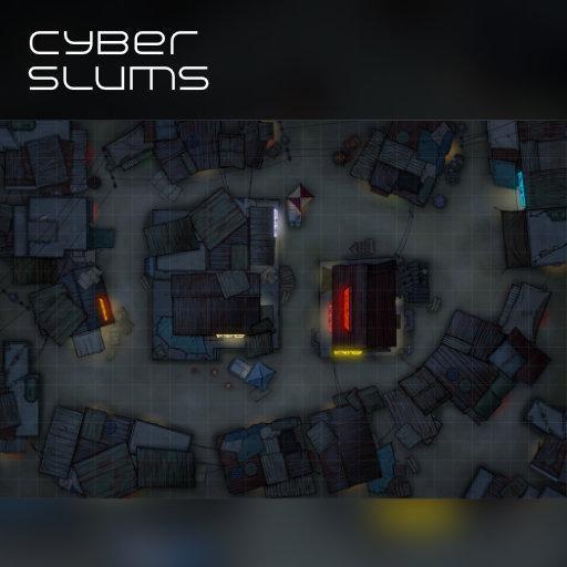 Cyber Slums