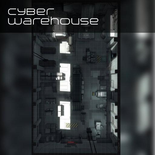 Cyber Warehouse