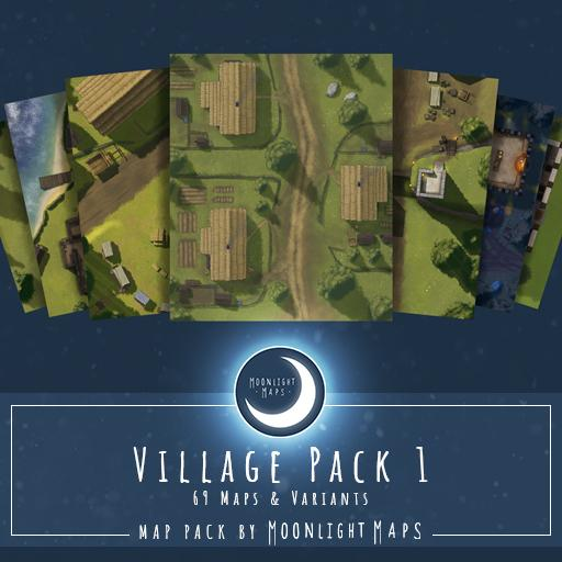 Village Pack 1