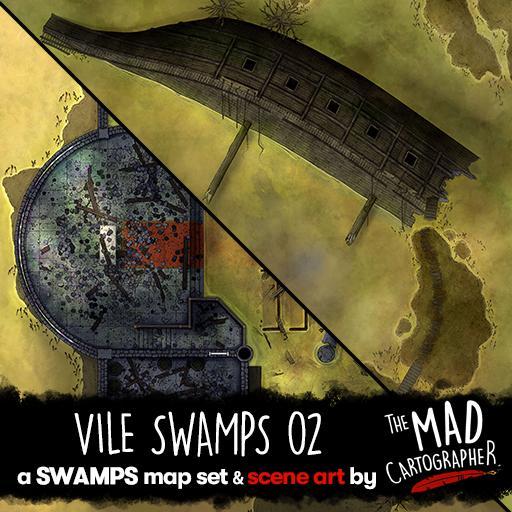 Vile Swamps 02