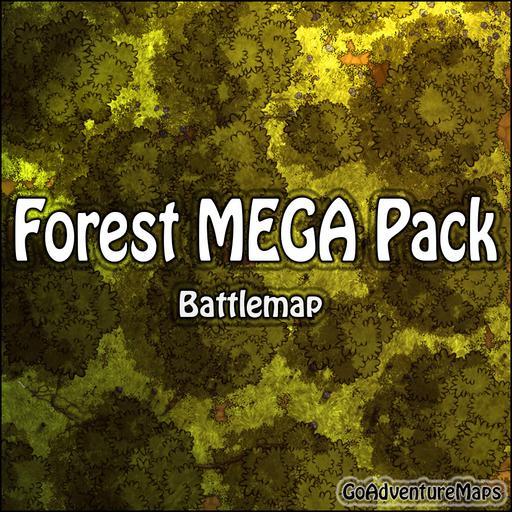 Forest Mega Pack