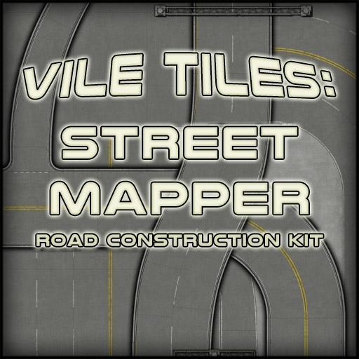 Vile Tiles: Street Mapper